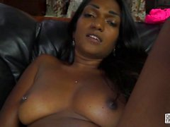 CastingAllaItaliana - Indian black-haired babe is fucked in an Italian reality porn delight