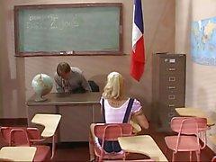 Profesor mierda estudiante favorito a Cindy de Crawford