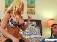 Nikki Delano Gets Fucked In Sexy Lingerie