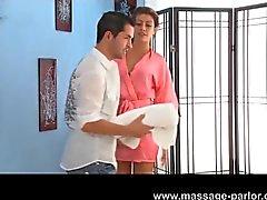 Shay Parker Massage Cumshot