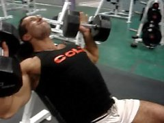 Adam Champ Work Out