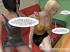 3D Comic: Vox Populi. Episode 5