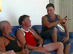 Awesome neljä kaveria Englannista