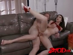 Joseline Kelly Gets Fucked By a Big Cock