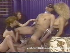 Armotonta rakastajatarta joukkue jopa käyttää muodostelmaa orjan cock sattuu huono