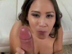 JESSICA BANGKOK Cumshot Compilation