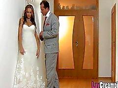 Reiz vollbusigen Bride ist ein letztes fling