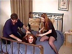 Fille-Girl Bondage III