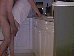Kitchen Fuck in Heels