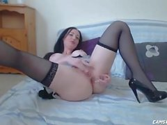 Hot Big Tits Maid