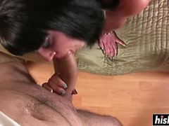 Amateur anal fucking with Paloma Power