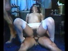 La pornografía Grecia Classic abeja reina Katharina Spathi !!