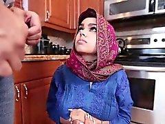Cremita por lindo de Virgin oriente adolescente de persa medio