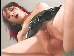 Randy emo chick getting cock banged