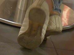 barefoot shoeplay