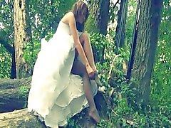 Wie soll ein Braut Strümpfen