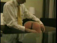Our first spanking with a serious Dutch man (6) - XTube Por