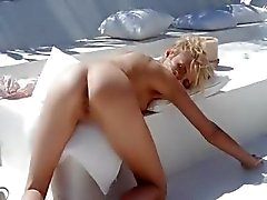 cute dream of beautiful wow blonde