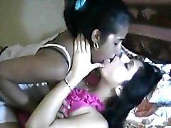 Sensual Lesbiche innamoramento