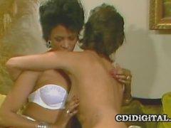 Liz Alexander & Sharon Mitchel Retro Lesbians