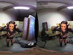 Zombie Slayers (Adriana Chechik, Megan Rain, Arya Fae)
