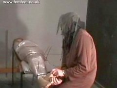 Ticklish Interrogation