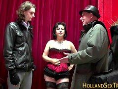 Old Dutch del Hooker risucchia