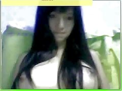 19 year old skinny thai girl with big boobs MSN webcam