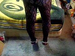 black body stocking smooth clitty