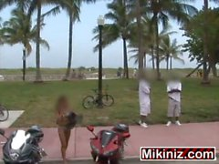 South Beach Cruisin Atlantis Black Facial Big Dick hardcore blowjob cumshot