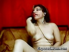 Marvelous mom plays with remotely part6