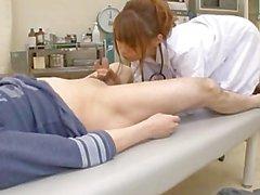 Japanese Teen Arisa Ebihara Enjoys Cum On Her Face