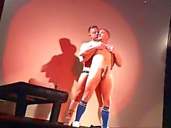 Stars pornográficas en vivo Demostración del sexo del