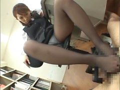 Black Hosed Legs Sex