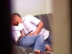 sex on the hidden camera