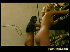 Twee gevangenen gestraft als slaven