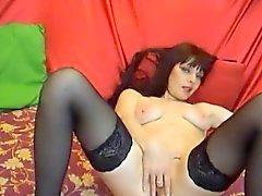Brunette Webcam Whore