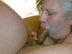 Married Mature Neighbor Gags on My BBC =L2M= Homemade Amateur