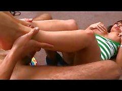 Ava Devine Creamed Feet
