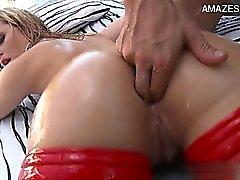 Hot di GF analsex