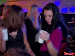 Real partyteen orgy with european amateurs