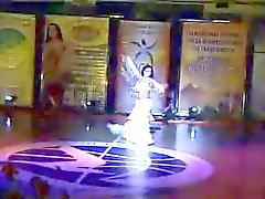 Alla Kushnir sexy Belly Dance part 12