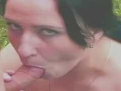 Hot Norwegian Amateur Brunette Milf