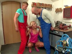 Blow Me Babes - Scene 4 - DDF Productions