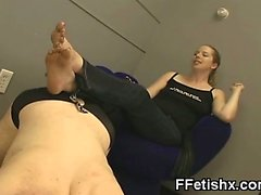 Juicy Foot Fetish Teen Hardcore Makeout