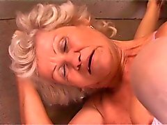 hairy granny anal