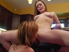 Lesbian Seduction Sasha & Monica