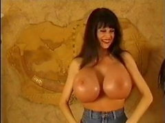 Oversized Silicone Tits Compilation vol.2