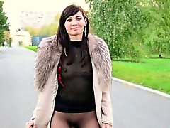 Jeny Smith publics Collant clignotant .