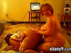 BBWs Get Very Messy And Have Group Sex